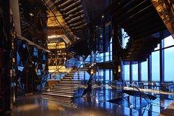 Nikkei Dining level 68, Henshin