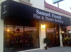 Samuel French, Theatre & Film Bookshop