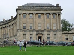 No. 1 Royal Crescent - World Heritage Site