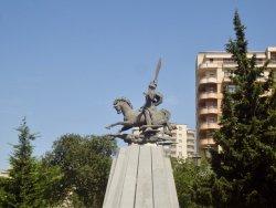 Koroghlu Statue