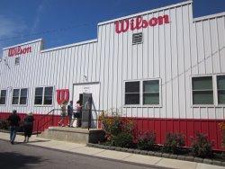 Wilson Football Factory
