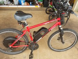 Maui Electric Bike Rental