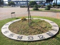 Sun Clock Sail