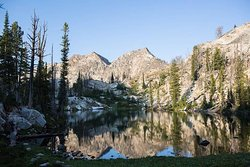 Iron Creek To Sawtooth Lake