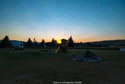 Small RV Campground