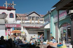 Krakivsky Market