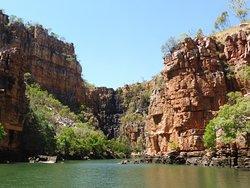 Amazing wilderness place