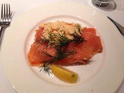 Elegante location e cibo danese molto buono
