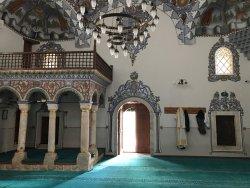 Emin Pasa Camii (Emin Pasha Mosque)