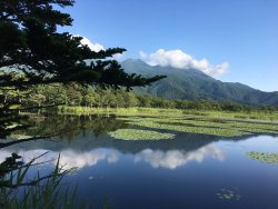 Shiretoko Goko Lake