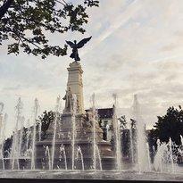 Monument Sadi Carnot Place de la République