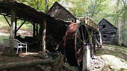 Dellinger's Grist Mill