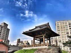 西本願寺廟廣場