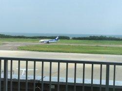 Niigata Airport Observation Deck