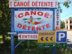 Canoë Detente