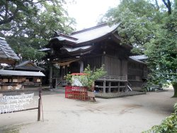 Mise Taireiseki Shrine