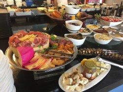 Buffet de Entradinhas