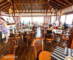 El Muelle Restaurant at the Decameron Los Delfines