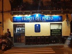 Fronte del Porto
