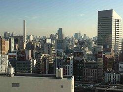 My favorite luxury hotel in Shibuya