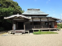 Mr. Takeda's House