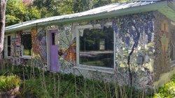 Creative 360's John Pratt Mosaic House