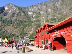 Flåm Tourist Office