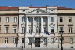 Croatian Parliament Building