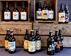 We stock a range of fantastic and local beers, including our Croots Range