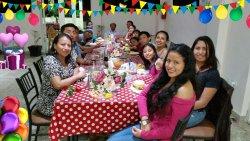 Gracias a esta gran familia de Puerto Lòpez por su confianza y referencia. Un placer atenderles.