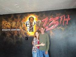 Escape on 13th