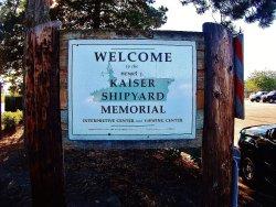 Henry J. Kaiser Shipyard Memorial