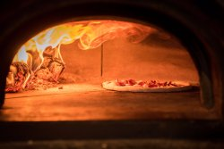 *Wood Fired Oven*