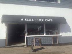 A slice of life cafe