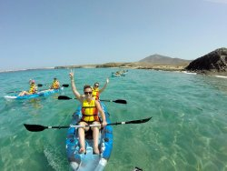 Kayak Lanzarote