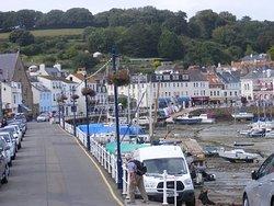 St Aubin's Harbour