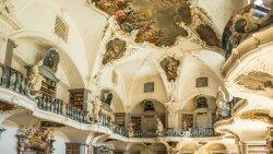 Rokokobibliothek St. Peter