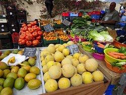 grand marché du mercredi matin