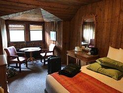 Get preferred room...or camp
