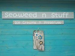 Seaweed n Stuff at West End Beach House