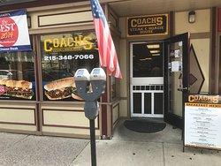 COACH'S Steak & Hoagie House