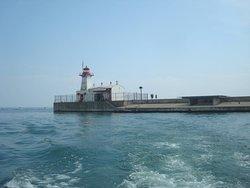 Port Colborne Lighthouses