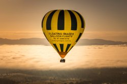 Floating Images Hot Air Balloon Flights