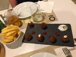 Good modern greek food