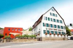 Hotel und Restaurant Lamm in Hebsack