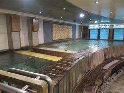 Hotspring - Shan Yue Hotspring Hotel Taipei