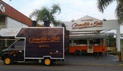Hot dog Carmelito and Beto - city of Estrela - RS