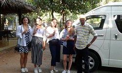Hatton tea plantation sri Lanka visit in UK student with shanaka leisure tour. Hatton, high up i (279463777)
