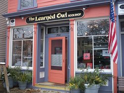 The Learned Owl Book Shop