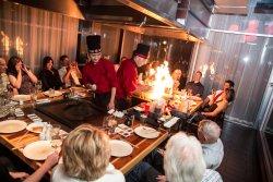 Geisha House Steak & Sushi